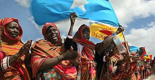 Empowering Somali Women.